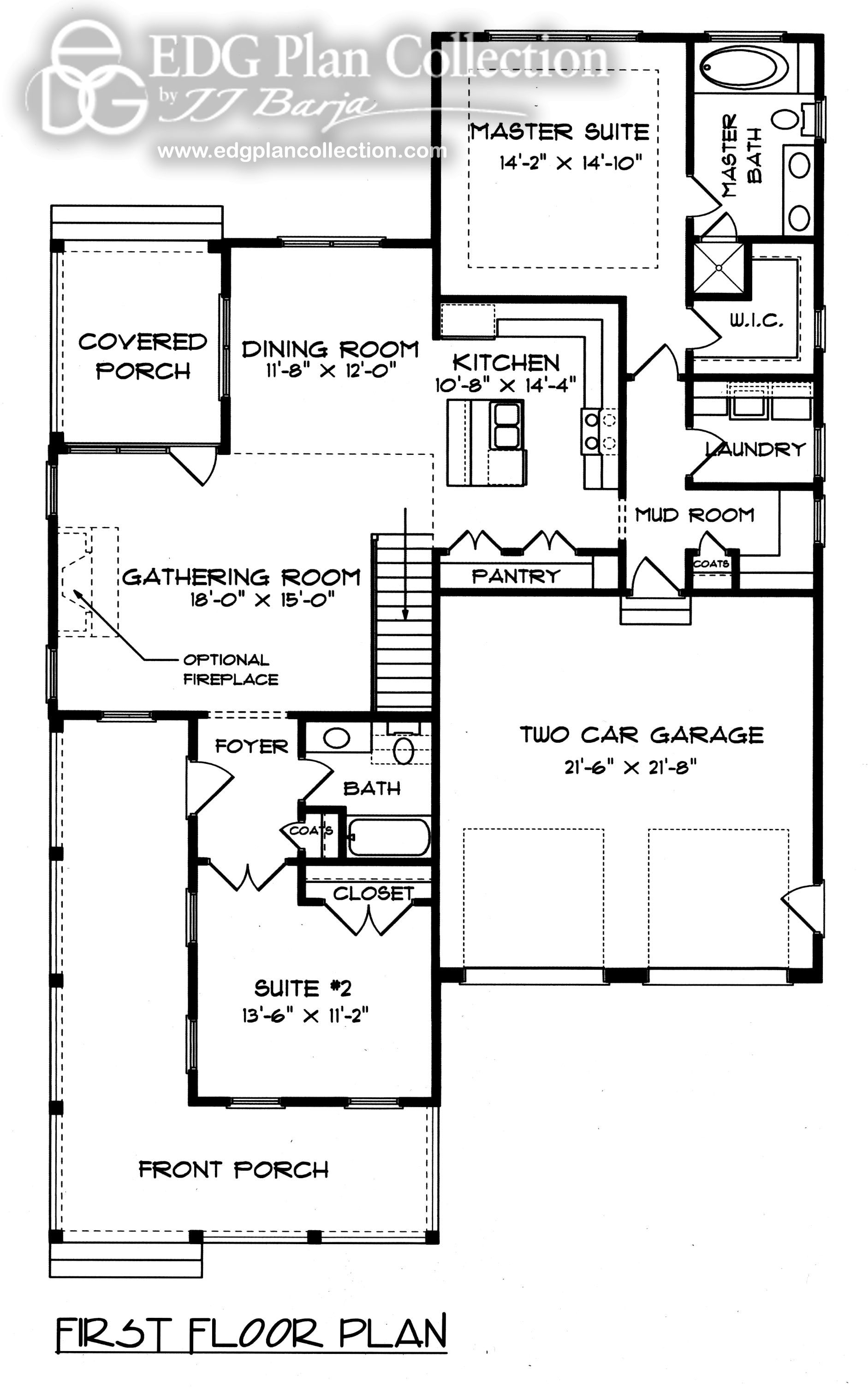 Tidewater House Plan Farm House Plan full size house plan decent 3