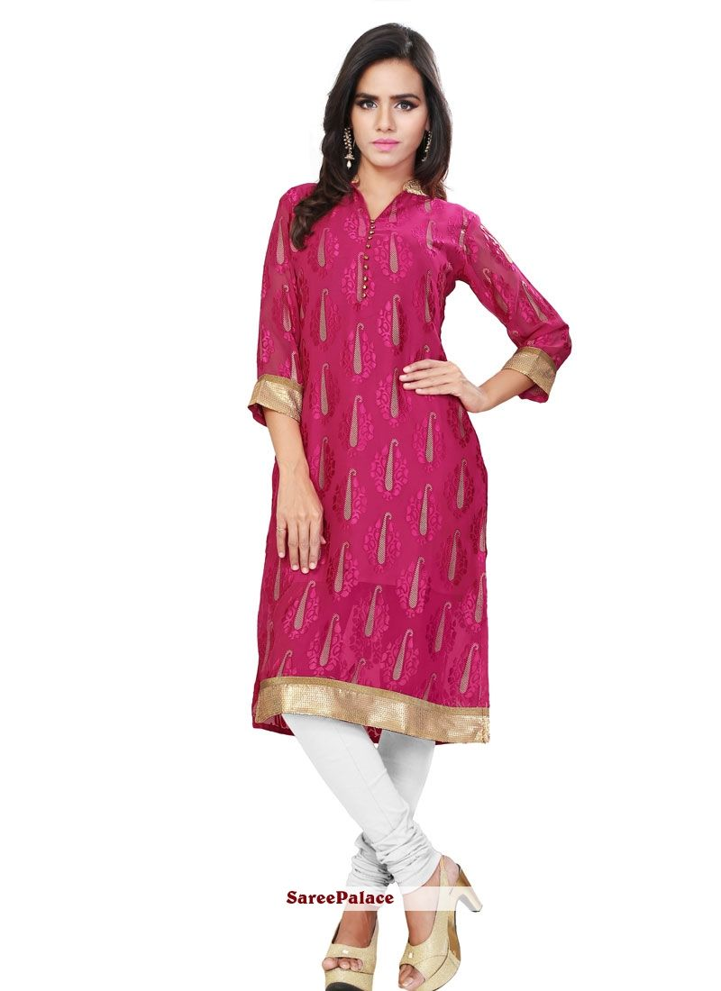 68ae07c118 Awesome Lace Work Party Wear Kurti Printed Kurti, Online Collections, Work  Party, Kurtis