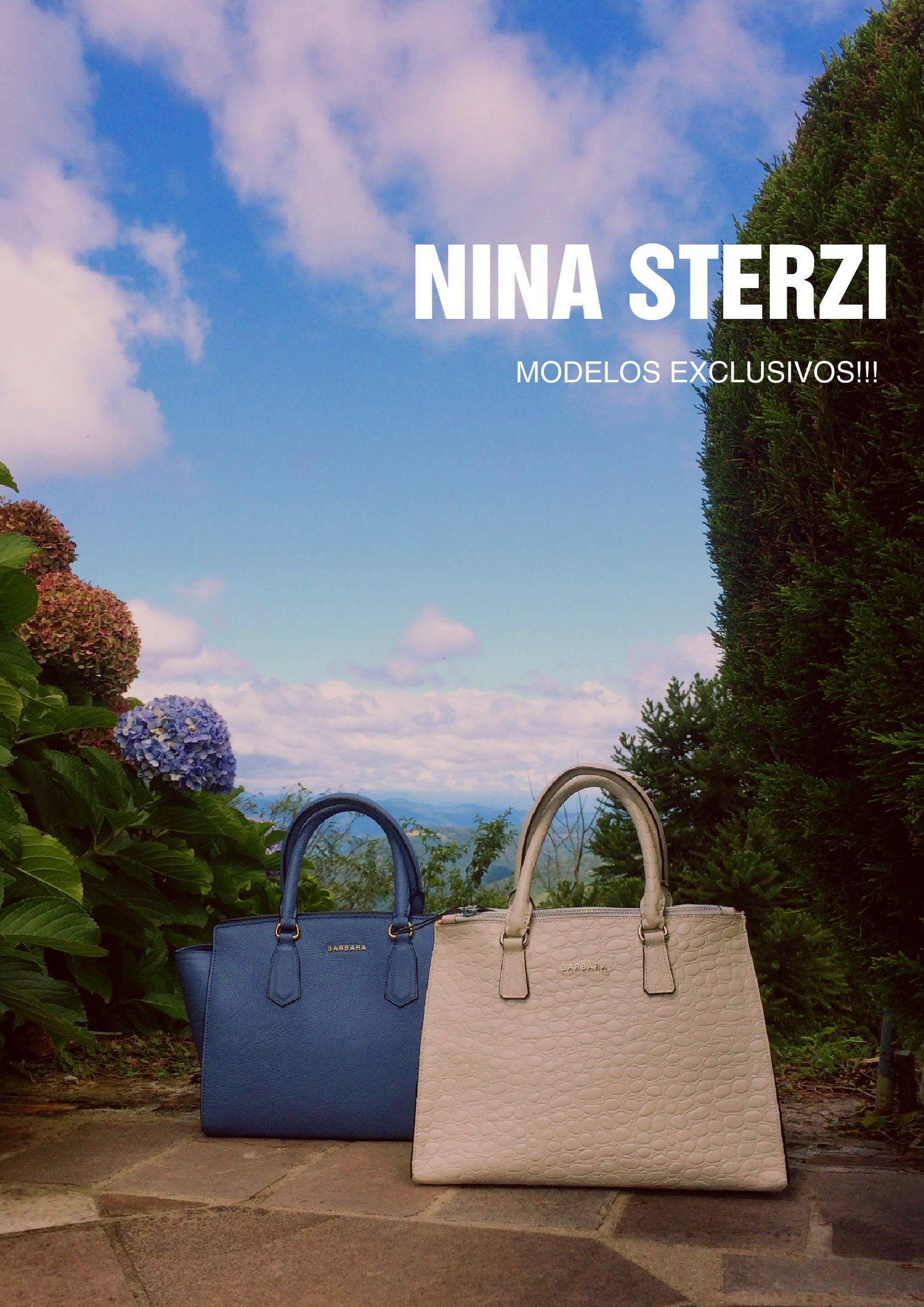 Modelos na loja Nina Sterzi