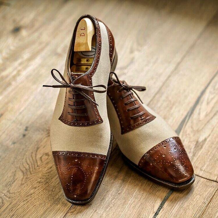 Semi Adelaide Bespoke En George Cleverley 2019 BrogueShoes b7f6yg