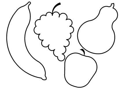 Fruit For Cornucopia Coloring Pumpkin Coloring - Free Printable ...