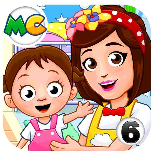 Download My City Babysitter App 1.0 for iPad & iPhone