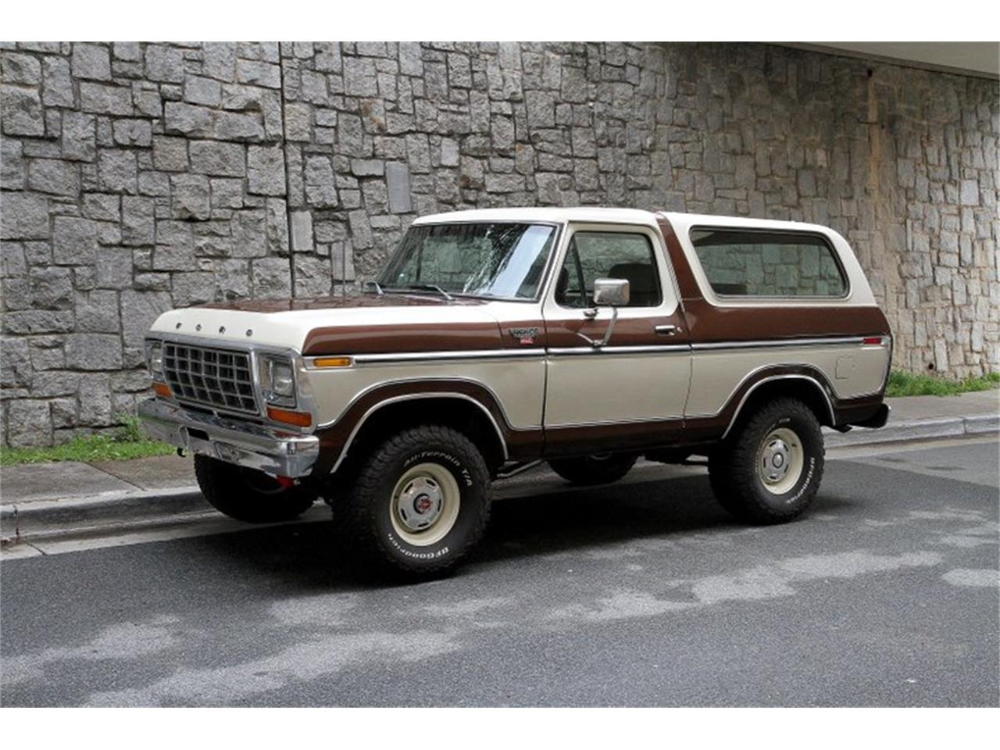 Jumbo 1978 Ford Bronco Cc 1332817 For Sale In Atlanta Georgia In 2020 Ford Bronco 1978 Ford Bronco Bronco