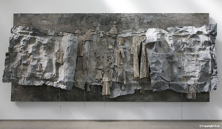 Anselm Kiefer - LiLith am Roten Meer