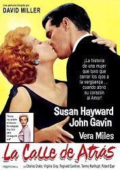 La Calle De Atras 1961 Descargacineclasico Net Carteles De Cine Susan Hayward Cine Clasico