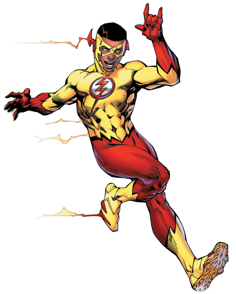 Pin By Linda Veloza Castaneda On Characters Wallace West Kid Flash Wally West