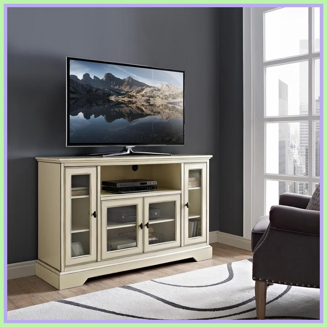 115 Reference Of White Wood Tv Stand Argos In 2020 Highboy Tv Stand Tv Stand Wood White Tv Stands