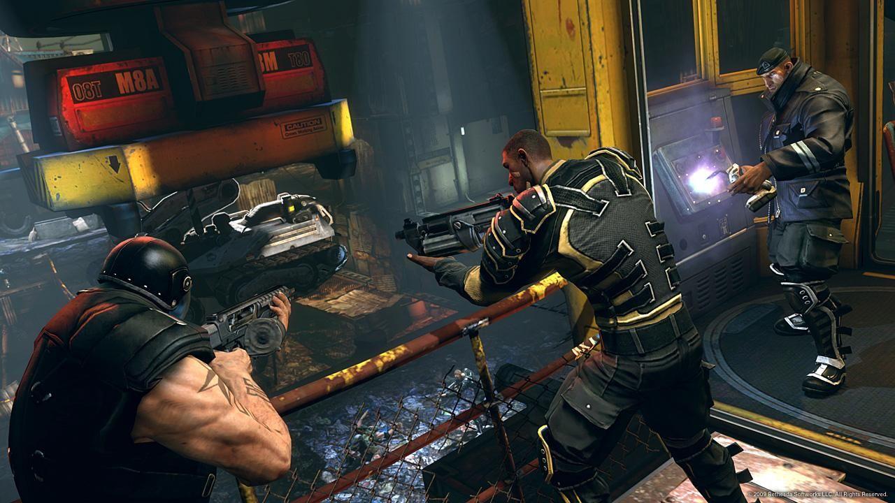 Image result for brink Bethesda games, Video games, Star