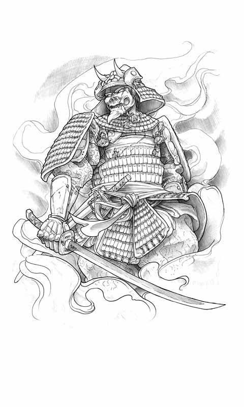Samurai Tattoo Japanese Tattoo Samurai Drawing Japanese Tattoo Designs