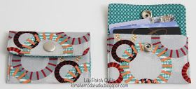 Moda Bake Shop: 30-Minute Gift: Business Card or Mini Wallet