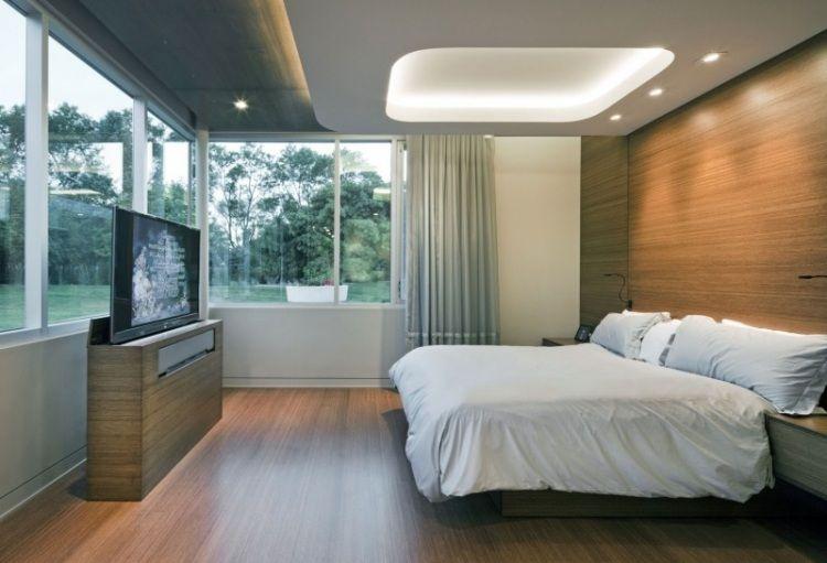 Holz Wandverkleidung und Bodenbelag Wohnen Pinterest Ceilings