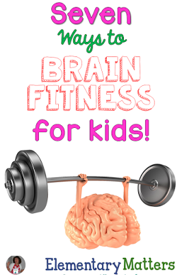 Exercise Makes Kids Brains More >> Seven Ways To Brain Fitness For Kids For Teachers Adhd Ld And