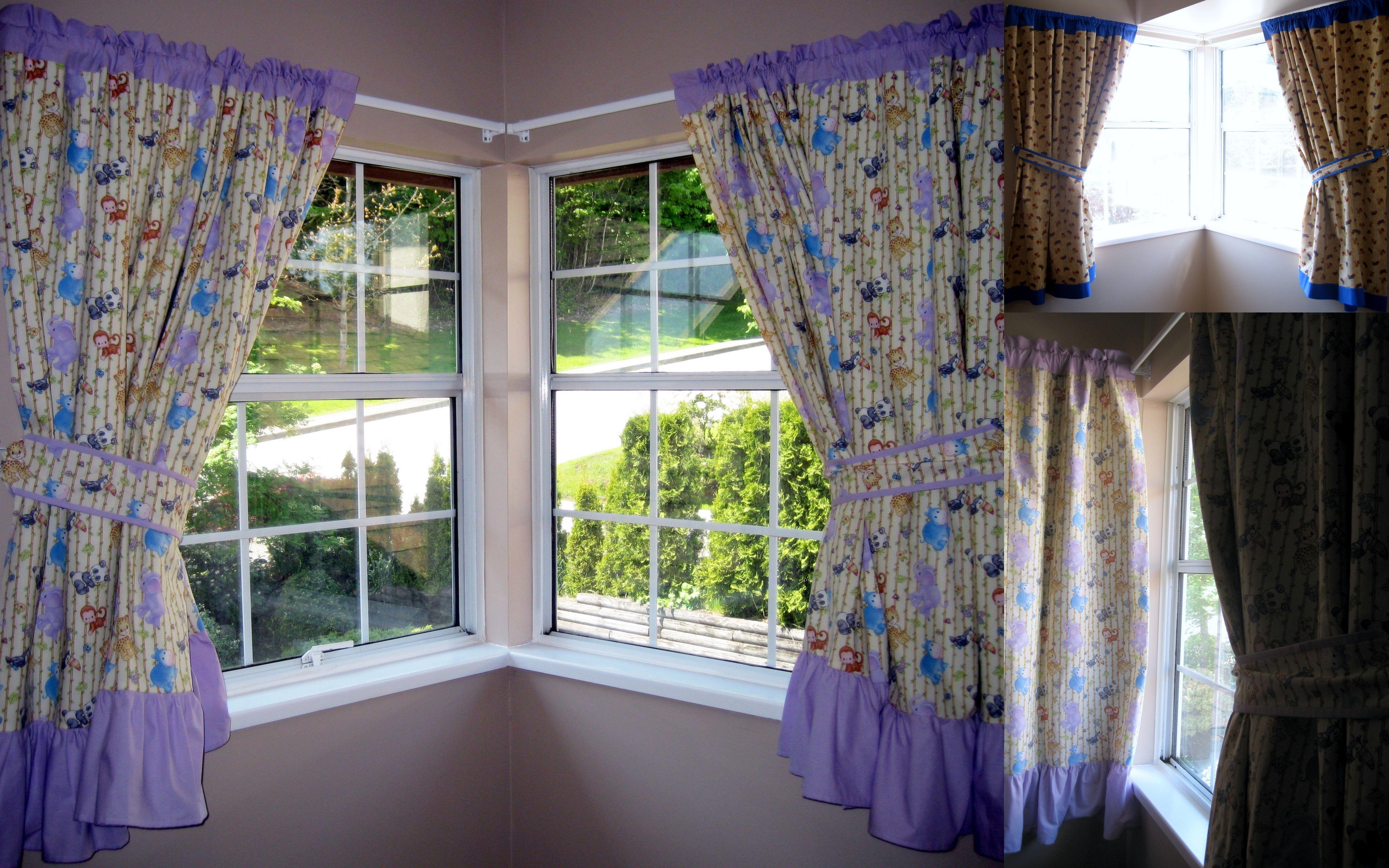Acryl Gardinenstangen 1 Zoll Gardinenstange Ecke Fenster