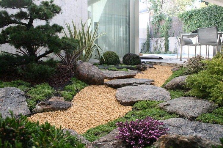 Wunderbar Kleiner Japanischer Garten Gestaltungsidee Inspiration Pflanzen #garden  #ideas