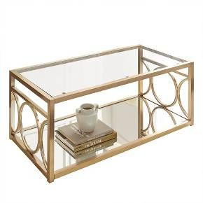 Best Coffee Table Steve Silver Glass Cocktail Tables Glass 400 x 300