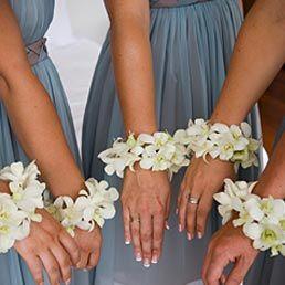 Bridesmaid Bracelets Wedding CorsagesWedding BouquetsWedding FlowersBridesmaid