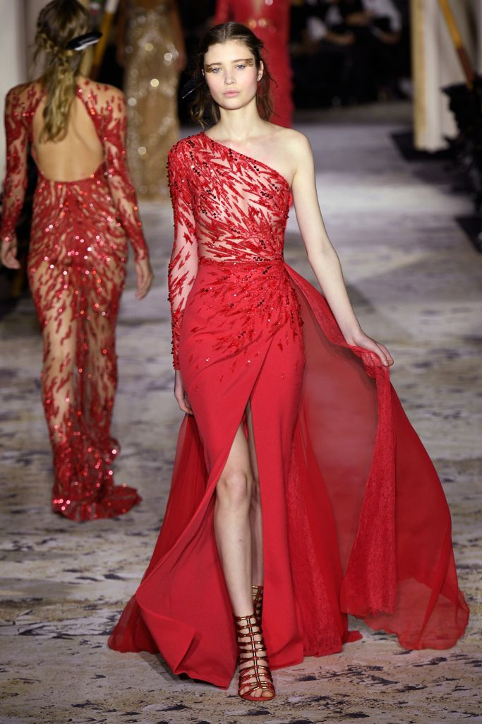 Zuhair Murad Couture Spring 2018 C Magnificent Maxis Pinterest