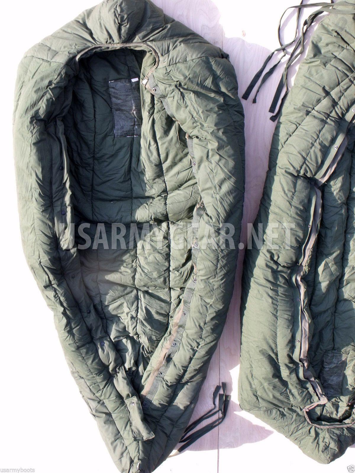 Made In Usa Subzero Extreme Cold Weather Sleeping Bag W