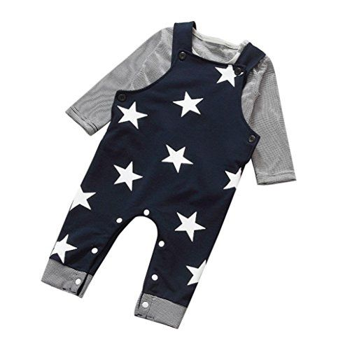 Toraway Child Kids Baby Boys Clothes Set Shirt Pants Clothes Outfits