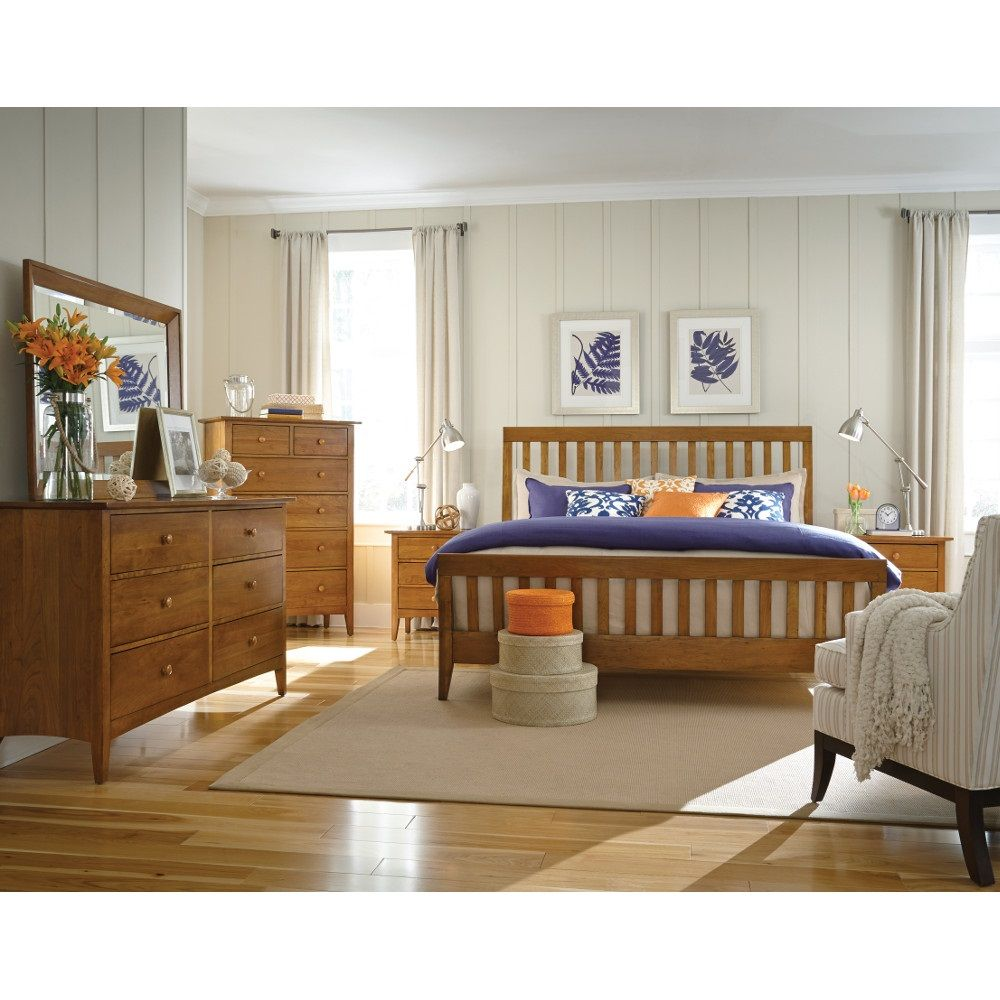 Gatherings Is A Complete Bedroom Collection Crafted From Solid - Online shaker style bedroom furniture
