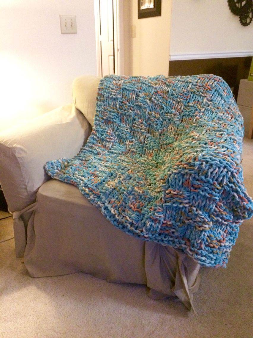 Just knitted this bad boy sans pattern just a simple basket weave fc30f43010de90c8a32b8d93d39ae4acg bankloansurffo Gallery