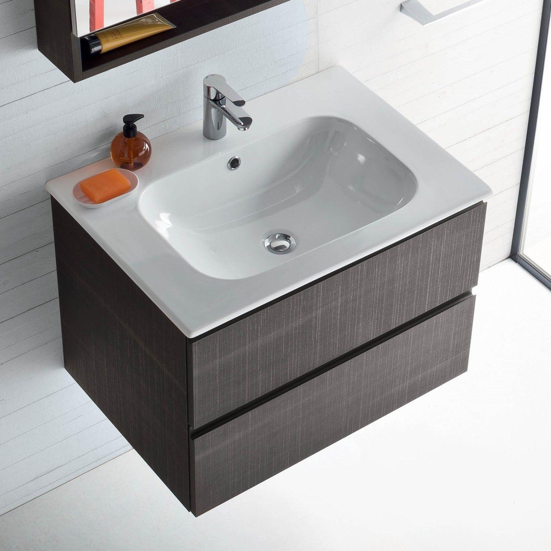 Atlantic Consolle P.50 Mobile bagno, Design del bagno