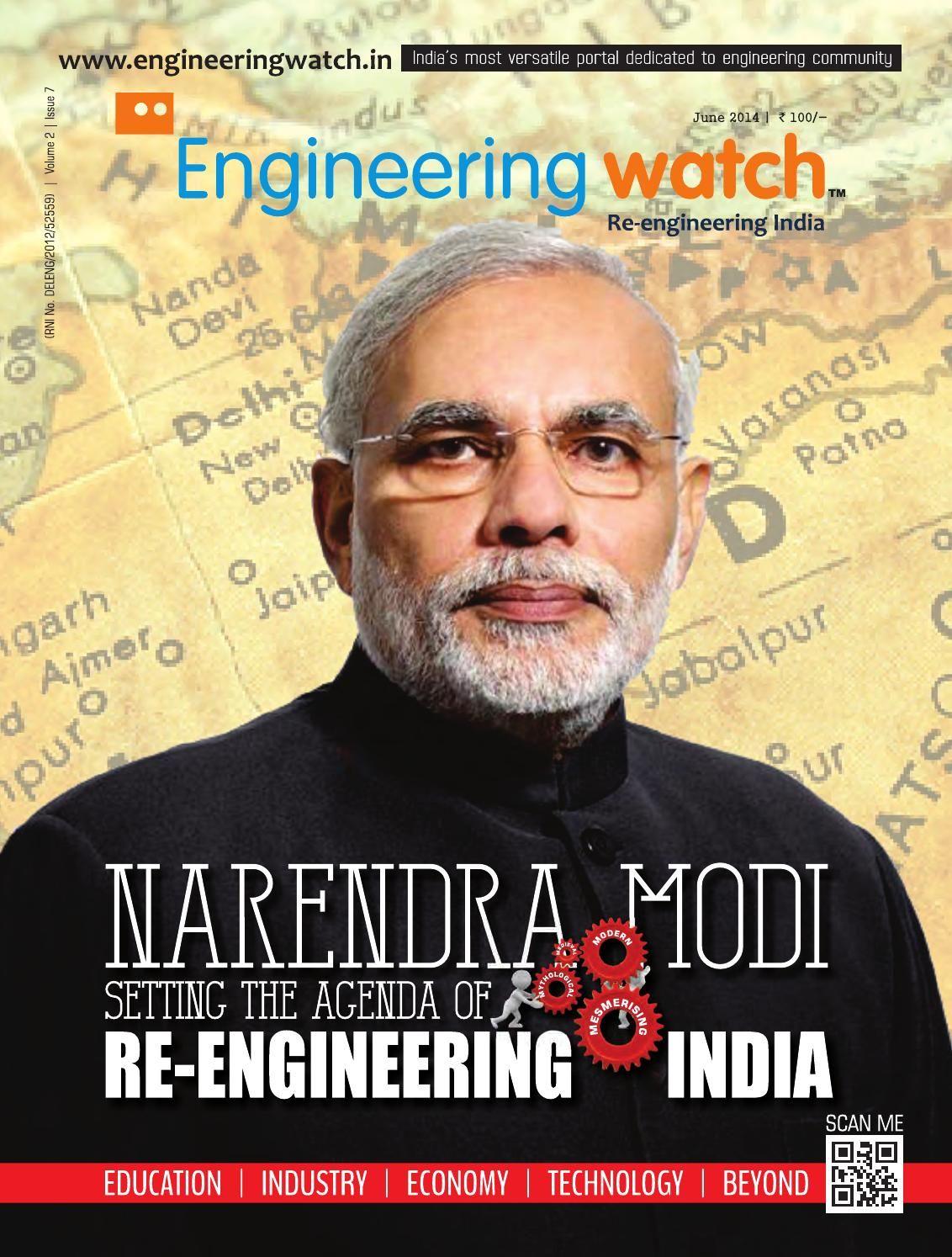 Engineering Watch June 2014 Issue Engineering, The