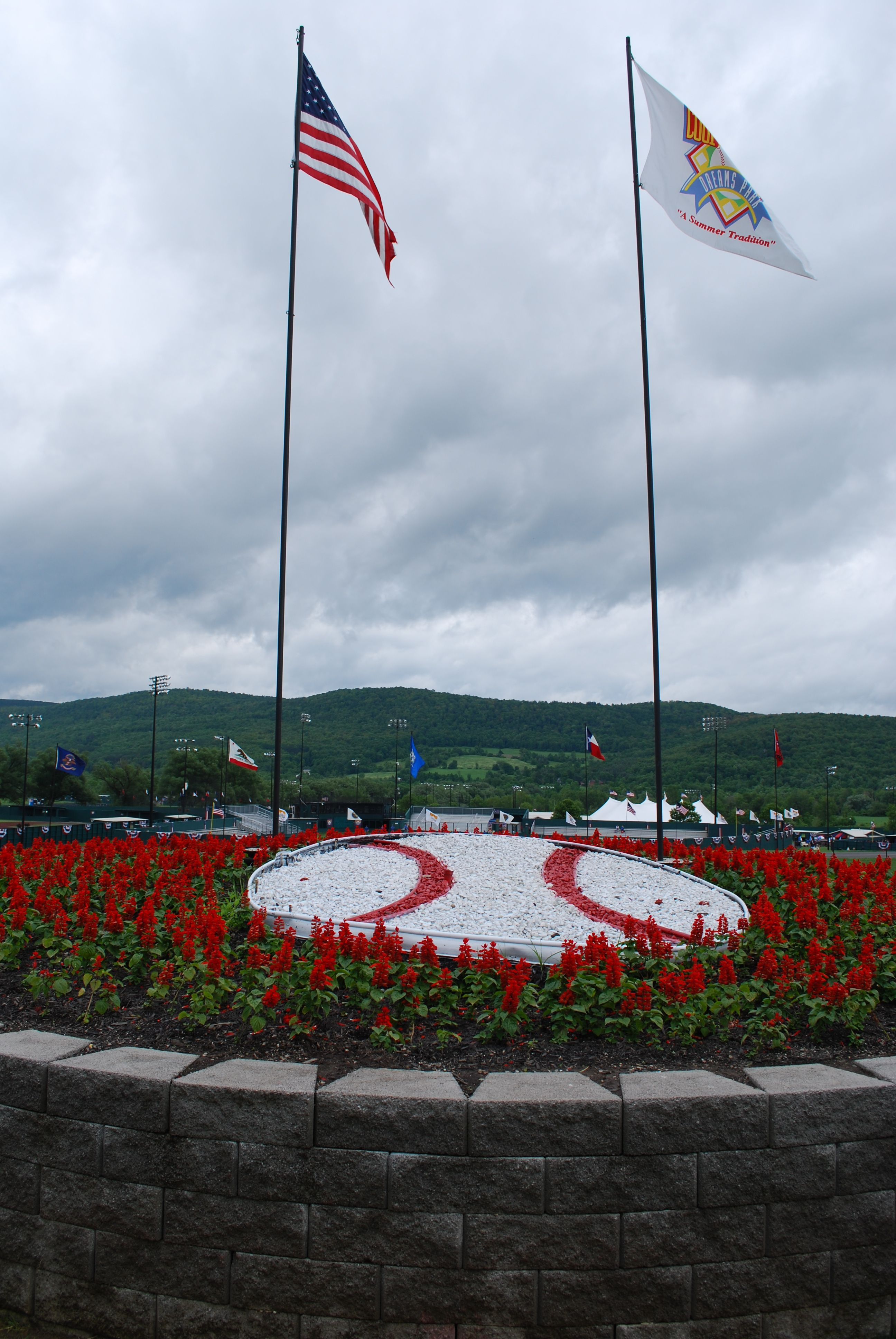 Cooperstown Home Of The Baseball Hall Of Fame My Son Played Ball Here Cooperstown Dreams Park Cooperstown Baseball History