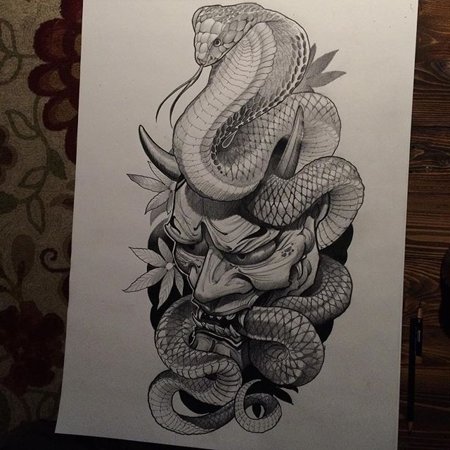 Hand Is Too Sore To Finish This Tonight Prismacolor Kingcobra