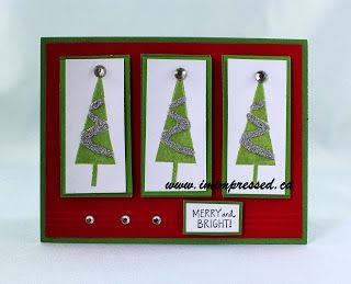 Pin to Win - Homemade for the Holidays Day 40.  http://imimpressedpaperarts.blogspot.ca/2013/11/homemade-for-holidays-event-day-40.html