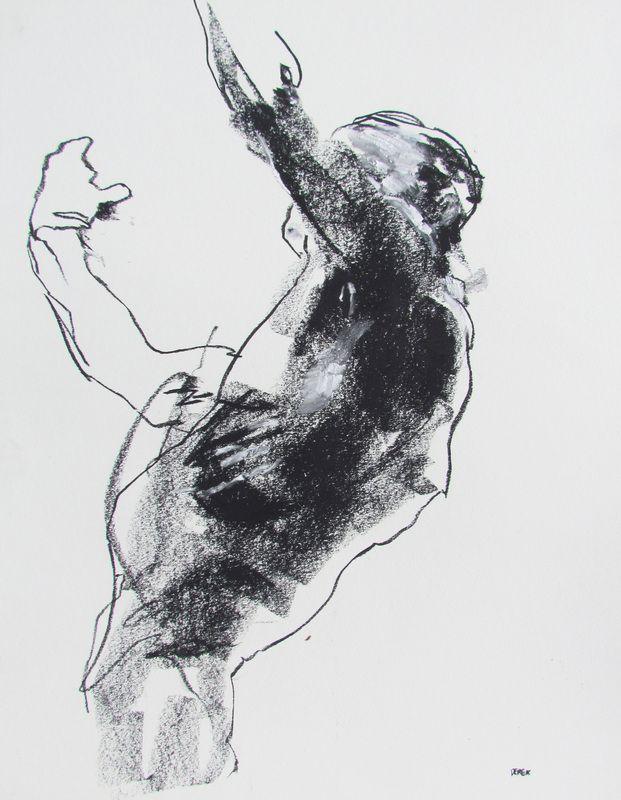 DEREK OVERFIELD   avic10   Figure drawing, Drawings, Art drawings
