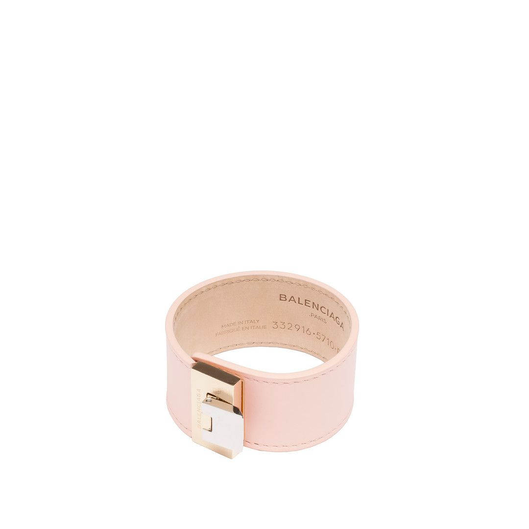 Balenciaga Le Dix Bracelet Rose Flamingo