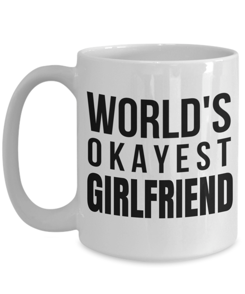 Girlfriend Gift Ideas 15oz Girlfriend Coffee Mug Best Girlfriend Birthday Gift Girl Birthday Gifts For Girlfriend Girlfriend Gifts Amazon Christmas Gifts