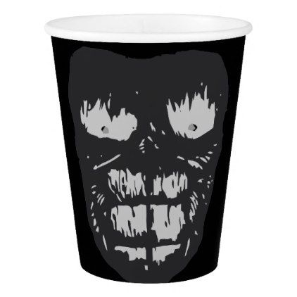 Funny Ape costume gorilla chest Halloween party Paper Cup