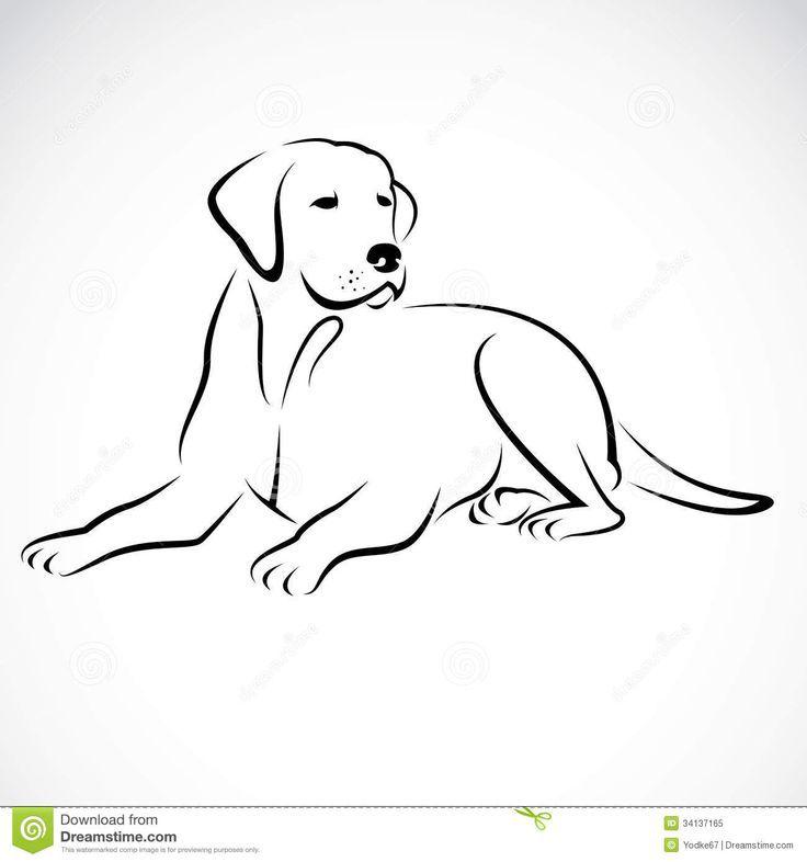 "12/"" Stencil Labrador Dog Head 190m Mylar durable 6/"" 8/"""