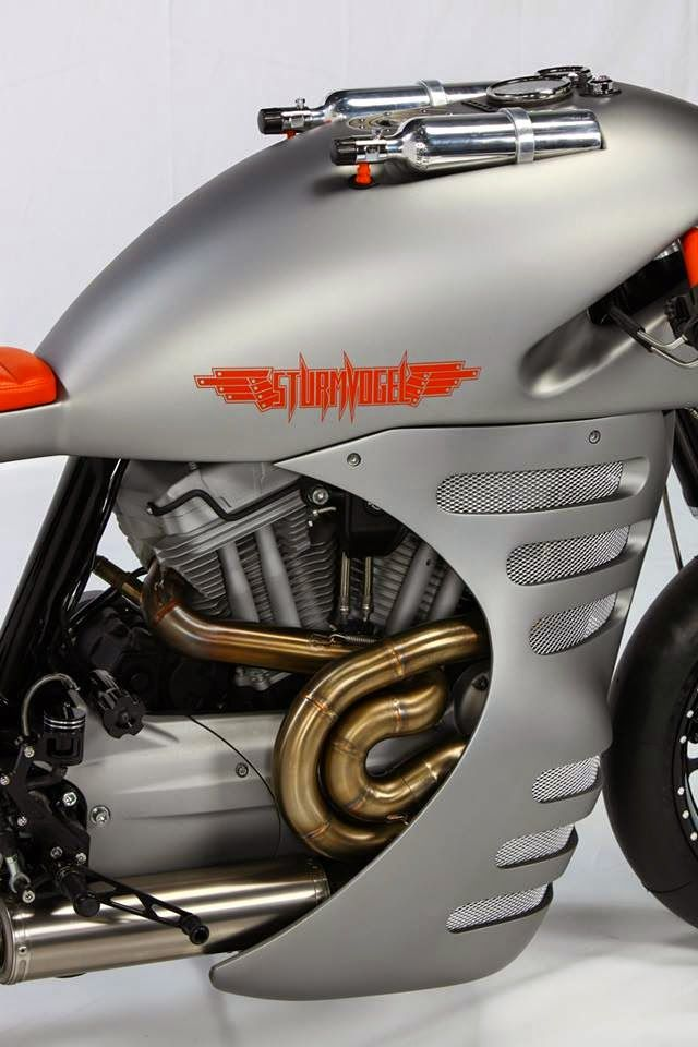 Harley XR 1200 2009 by Iron Custom Motorcycles