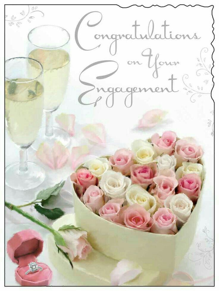 Congratulations To The Future Bride And Groom May Your Love Grow For Each Other Every Day Engagement Congratulations Engagement Wishes Wedding Wishes Quotes