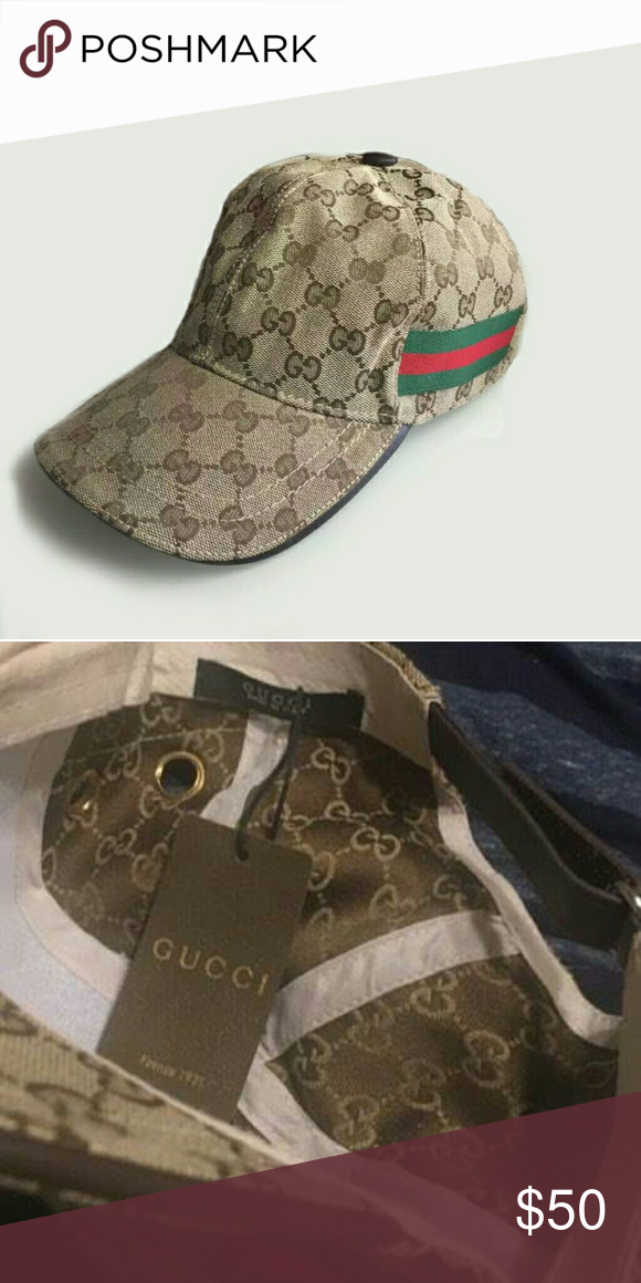 Gucci Hat Unisex Hat Cap Brand New (No box) Guccihuchi Online Branding Co b73887b457f