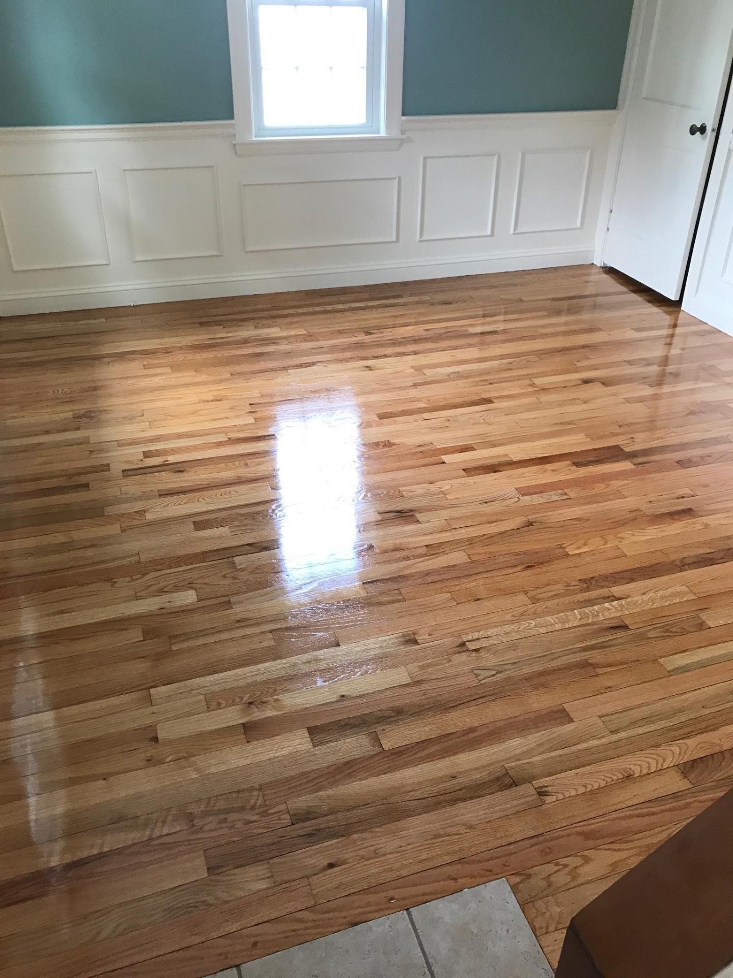 Red Oak Hardwood Floors