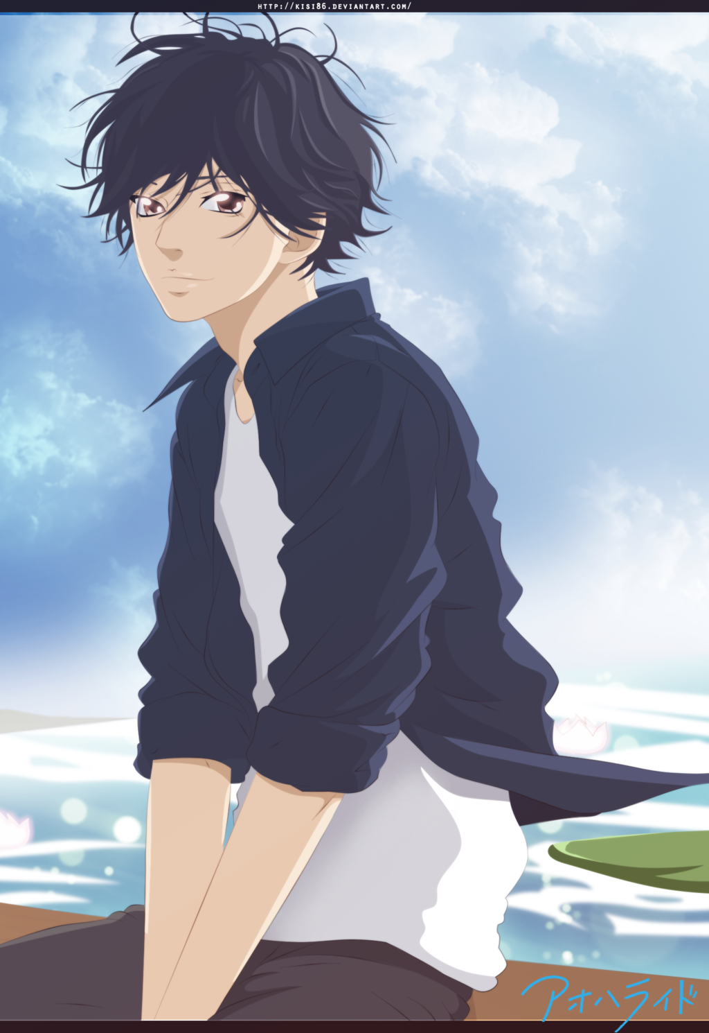Image result for kou mabuchi fanart
