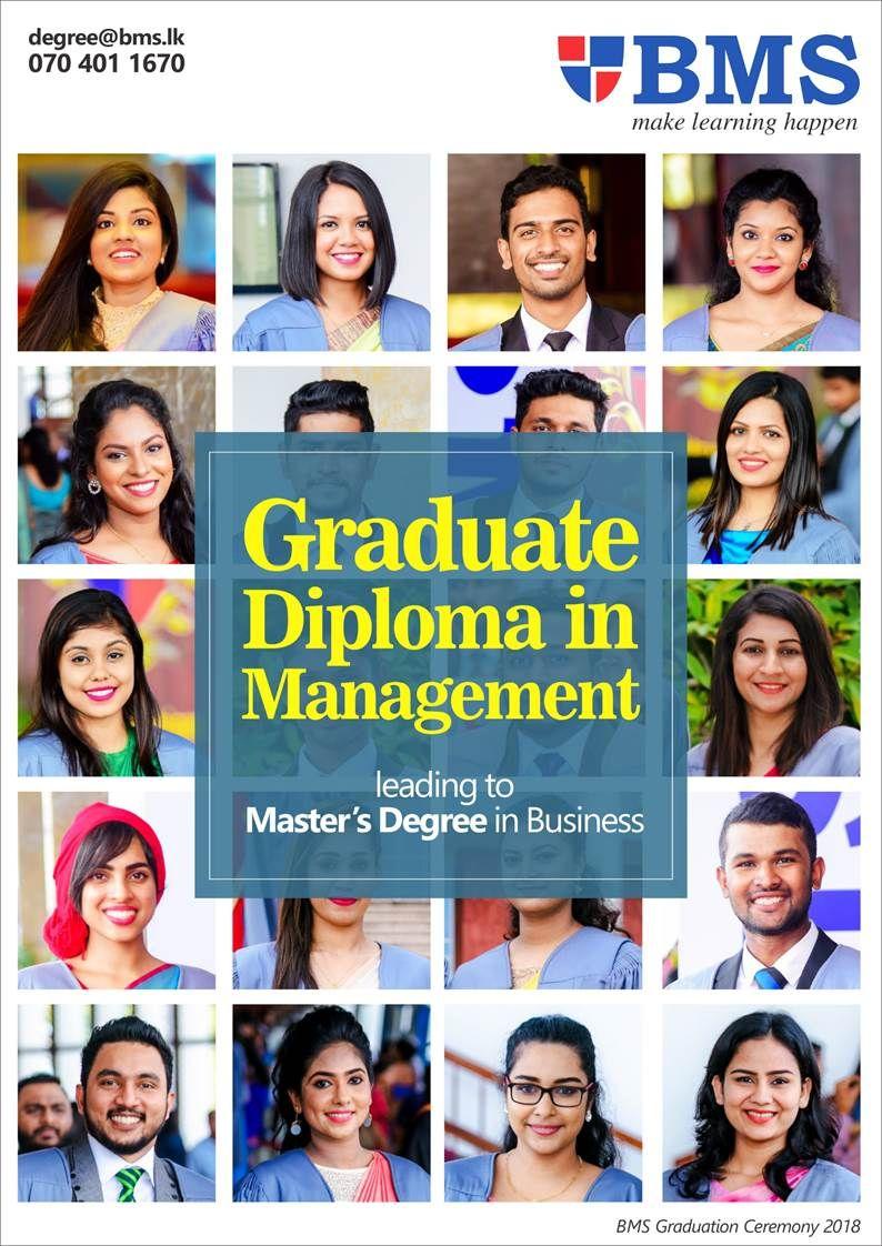 Graduate Diploma in Management Diploma