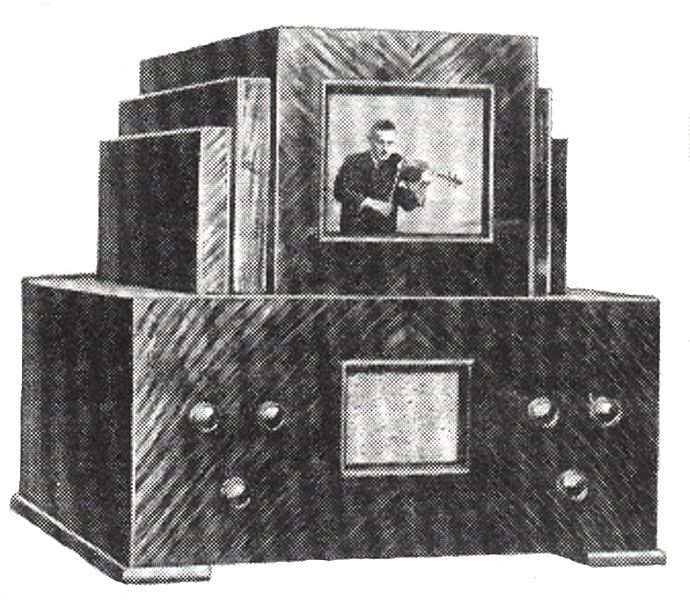 193539 German Television Vintage television, Vintage tv