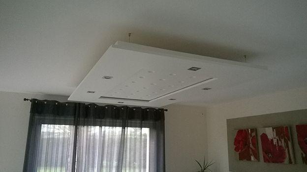 personnalisez votre plafond paillard d co pluie de luminaires decor home decor et deco. Black Bedroom Furniture Sets. Home Design Ideas