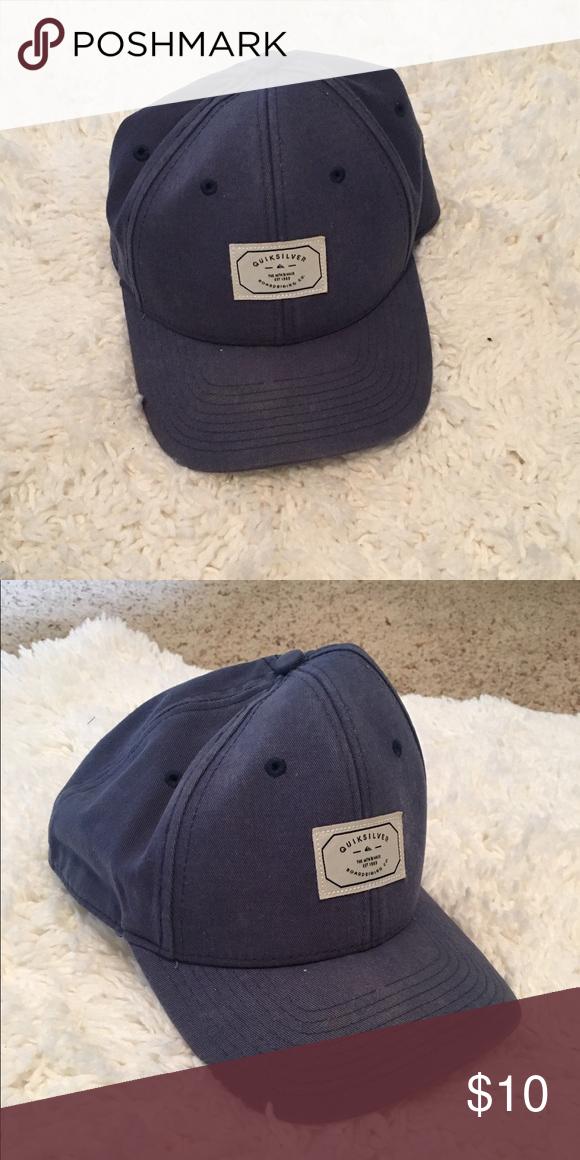Hat! Adjustable quiksilver hat Quiksilver Accessories Hats