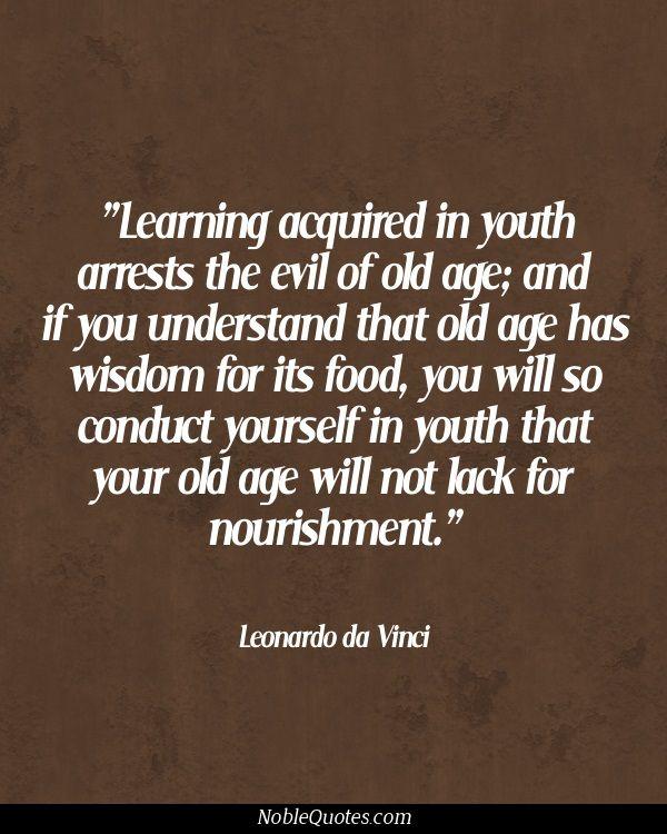 Leonardo da Vinci Quotes | http://noblequotes.com/ | Leonardo da ...