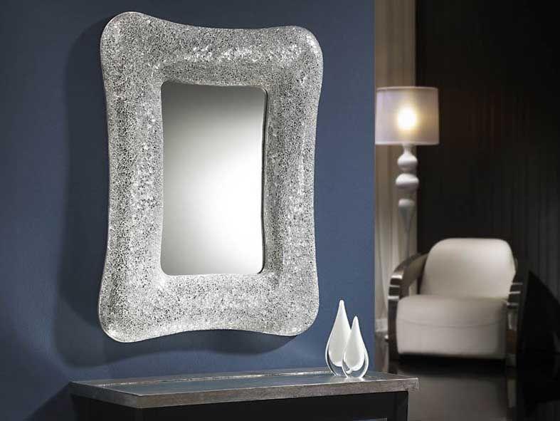 Rechteckiger Design Spiegel GAUDI. Dekoration Beltrán, Ihr Spiegel Shop Für Ausgefallene  Spiegel