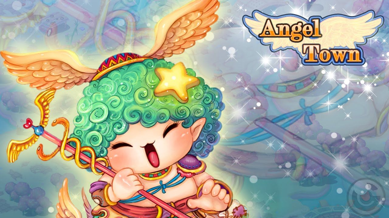 """The most exciting tower defense game """"Angel Town(free for"""