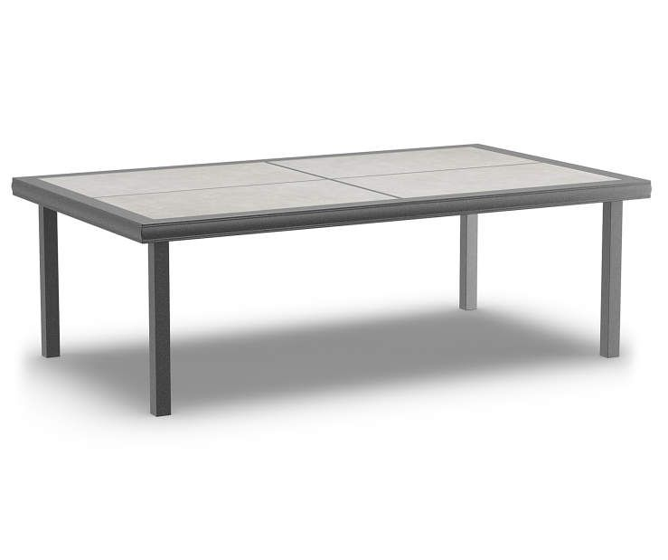 Best Wilson Fisher Shadow Creek Tile Top Coffee Table At Big 400 x 300