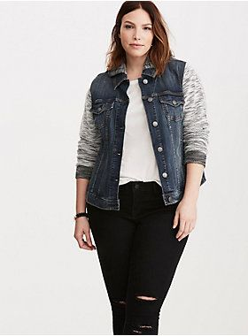 726addcd37d  p Just because denim jackets will never go out of style