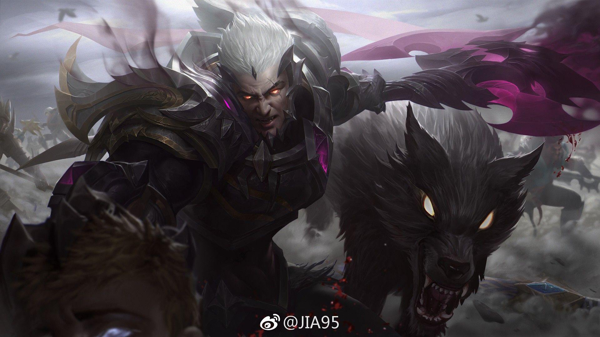 Darius League Of Legends Leona League Of Legends Capas Para